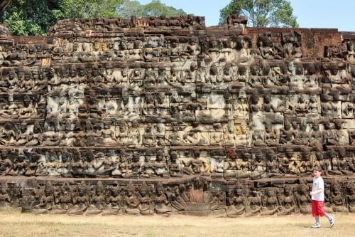 angkor thom,phimeanakas,baphuon