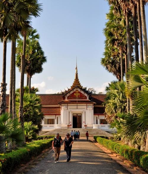 musée du palais royal,luang prabang
